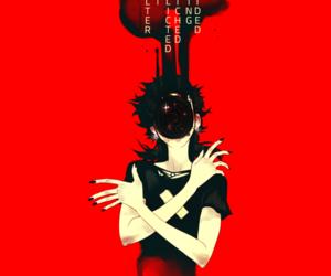 boy, creepy, and dark image