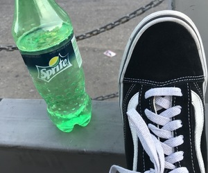 sprite, tumblr, and vans image