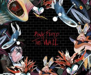 Pink Floyd, the wall, and music image