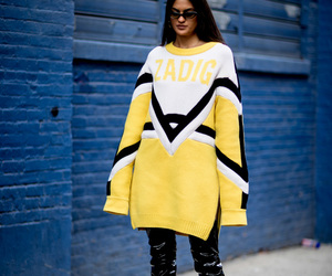nyfw and street style image