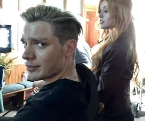 shadowhunters, dominic sherwood, and clace image