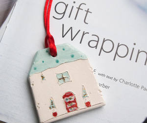 etsy, gift wrapping, and little house image