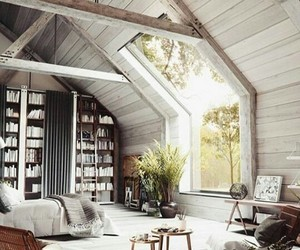 architecture, bedroom, and dream home image
