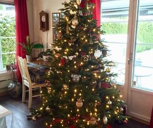 christmas, sparkle, and christmastree image
