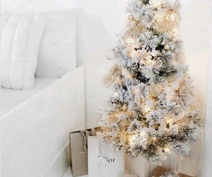 aesthetic, christmas, and decoration image