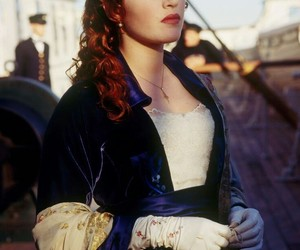 titanic, kate winslet, and rose image