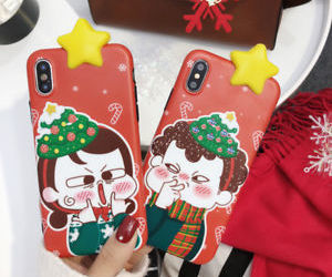 christmas, ebay, and cell phone accessories image