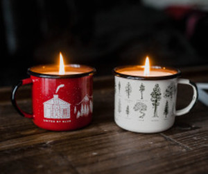 candle, winter, and candles image