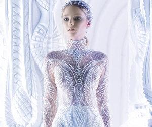 beautiful, wedding, and wedding dresses image
