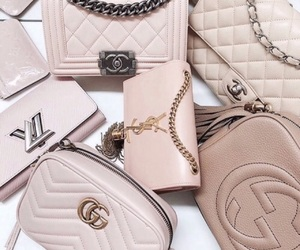 chanel, gucci, and YSL image