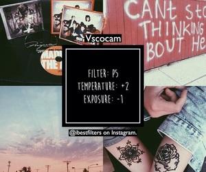 instagram and vsco image
