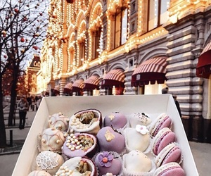 food, winter, and chocolate image