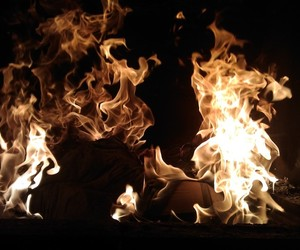 flammes, 🔥, and fire image