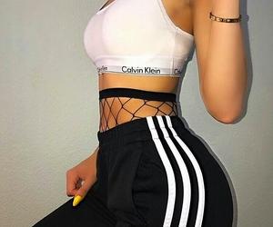 adidas, Calvin Klein, and body image