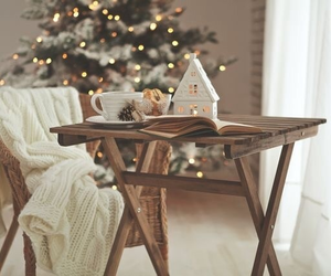 christmas, winter, and decor image