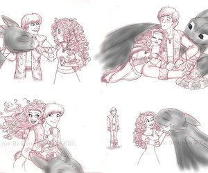 disney, hiccup, and dreamworks image