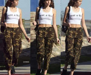 beautiful, outfit, and crop top image