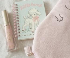 bambi, pink, and soft image