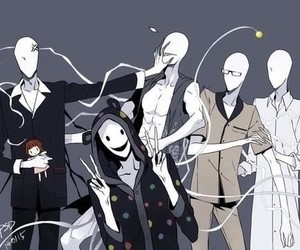 slenderman, creepypasta, and creepypastas image