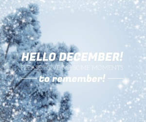 december, xmas, and special moments image