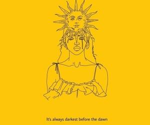 yellow and art image