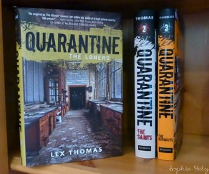 books, survival, and quarantine image