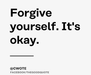 broken, forgiveness, and sprüche image