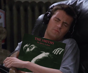 album, music, and the smiths image