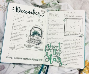journal and bullet journal image