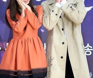 korean, suzy, and lee jong suk image