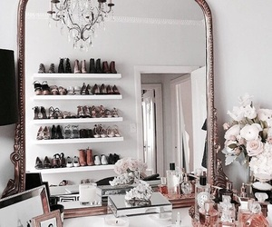 home, interior, and shoes image