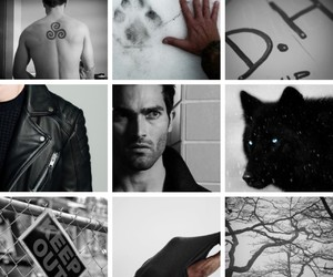 aesthetic, derek hale, and character image