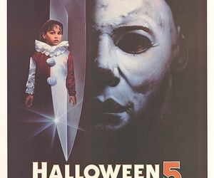 michael myers and halloween 5 1989 image