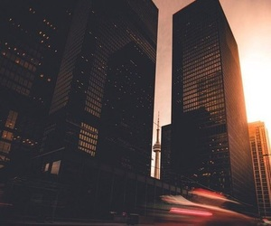 city, nice, and night image