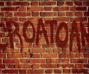 background, supernatural, and croatoan image
