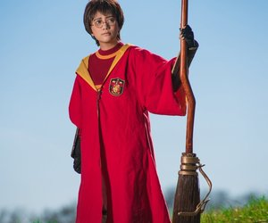 cosplay and harry potter image