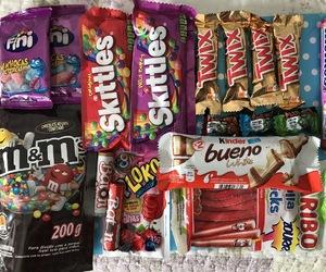 baton, candy, and chocolate image