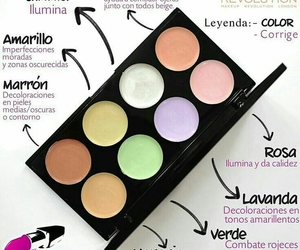 maquillaje, makeup, and correctores image