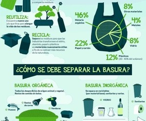 reduce, recicla, and ecologia image