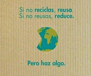 recycling and recicla image