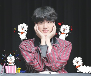 bt21 cute jin image