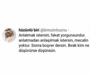 tumblr, Turkish, and yorulduk image