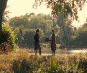 jane austen, joe wright, and period drama image