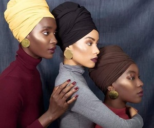 afrocentric and melanin image
