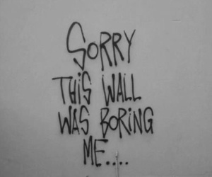 wall, boring, and grunge image