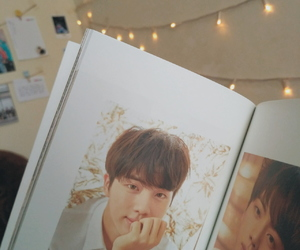 album, jin, and korea image