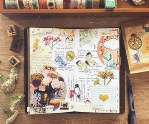 art, craft, and journal image