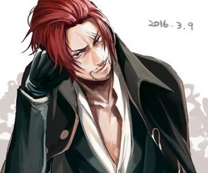 red-hair shanks image