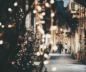 aesthetic, december, and inspiration image