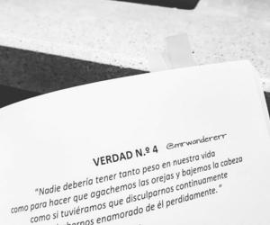 amor, tumblr, and verdades image